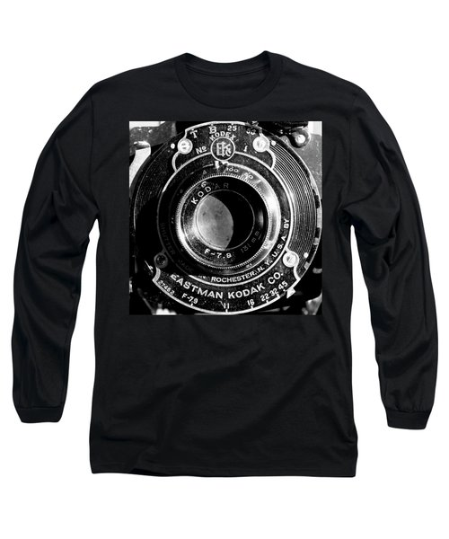Kodak Brownie 2 Long Sleeve T-Shirt