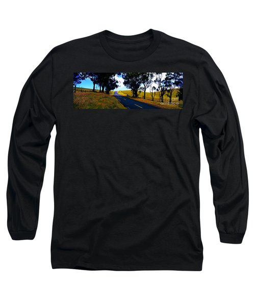 Kohala Mountain Road  Big Island Hawaii  Long Sleeve T-Shirt
