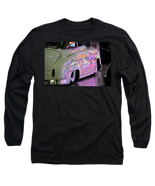 Kustom Neon Reflections Long Sleeve T-Shirt