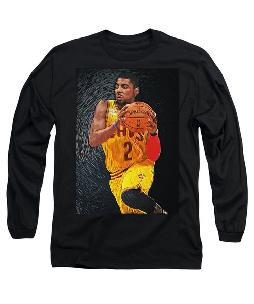 Kyrie Irving Long Sleeve T-Shirt