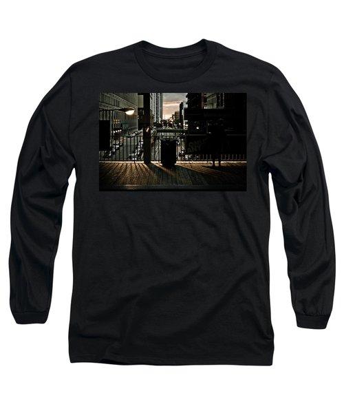 L Platform At Dusk Long Sleeve T-Shirt