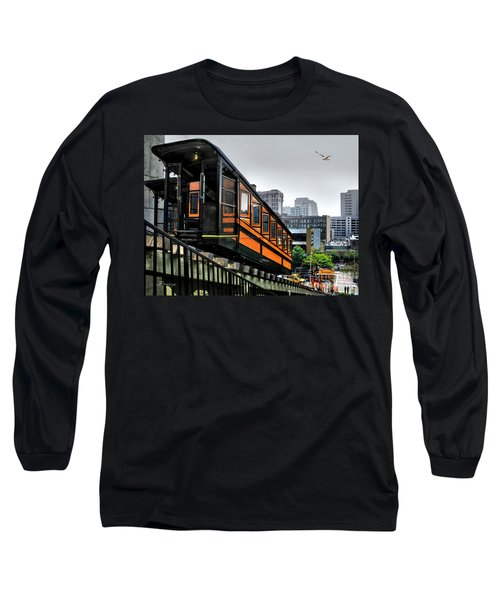 Los Angeles Angels Flight Long Sleeve T-Shirt