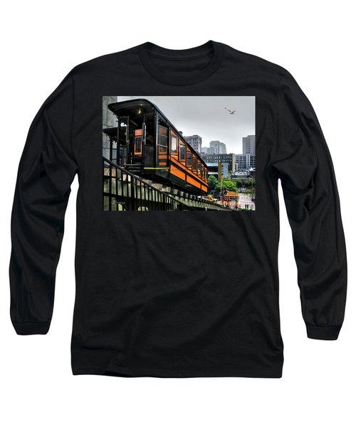 Los Angeles Angels Flight Long Sleeve T-Shirt