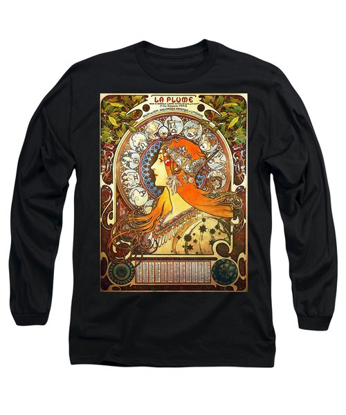 La Plume Zodiac Long Sleeve T-Shirt