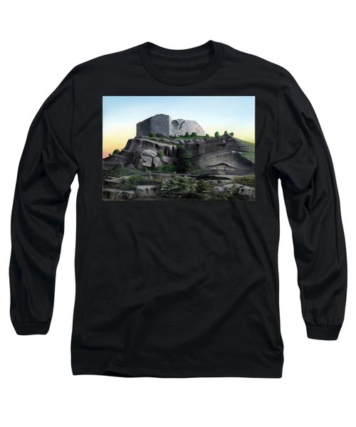La Rocca De Monte Calvo Long Sleeve T-Shirt