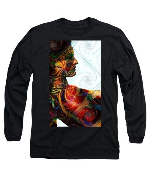 Lady Masquerade Long Sleeve T-Shirt