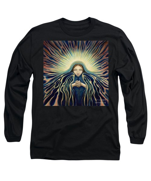Lady Of Light Long Sleeve T-Shirt