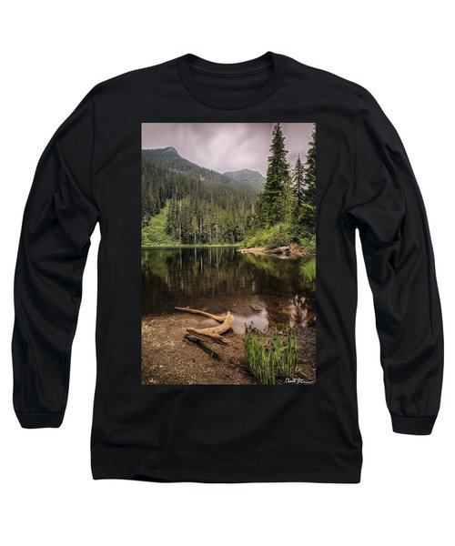 Lake Elizabeth Long Sleeve T-Shirt by Charlie Duncan