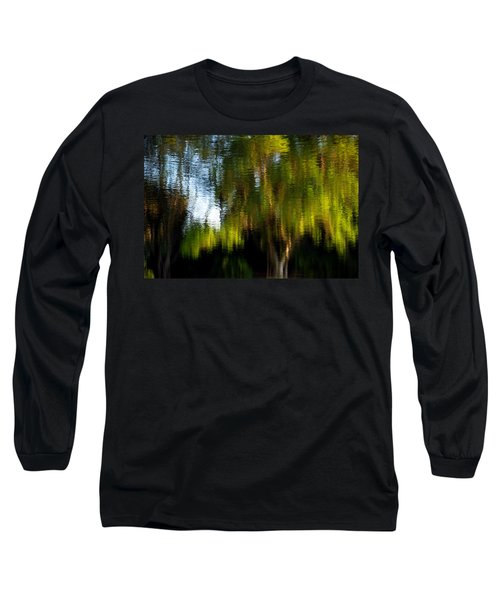 Lake In Green Long Sleeve T-Shirt