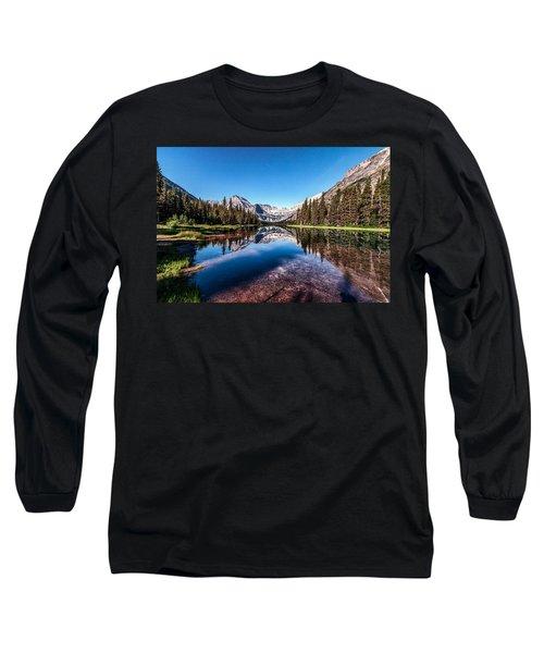 Lake Josephine Long Sleeve T-Shirt