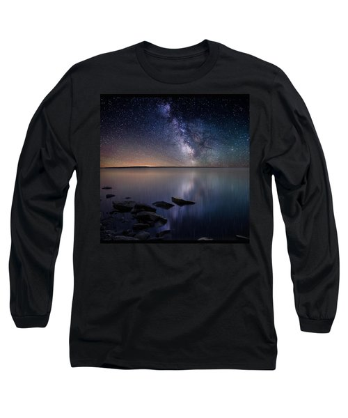 Lake Oahe Long Sleeve T-Shirt