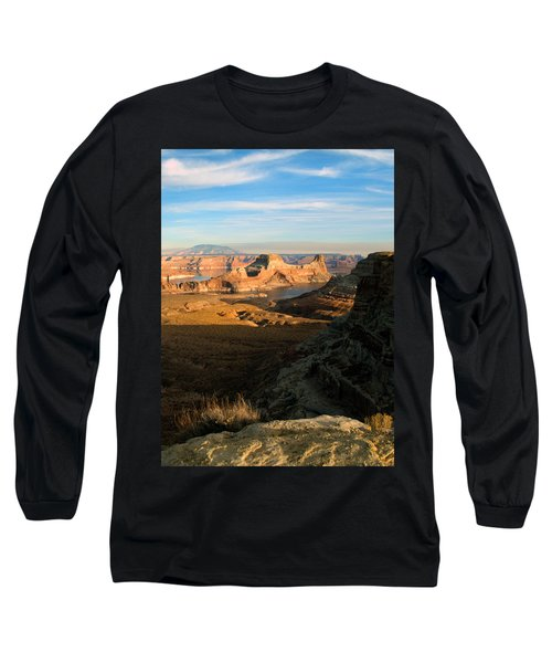 Lake Powell From Alstrum Pt 02 Long Sleeve T-Shirt