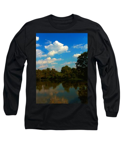 Lake Reflections Long Sleeve T-Shirt