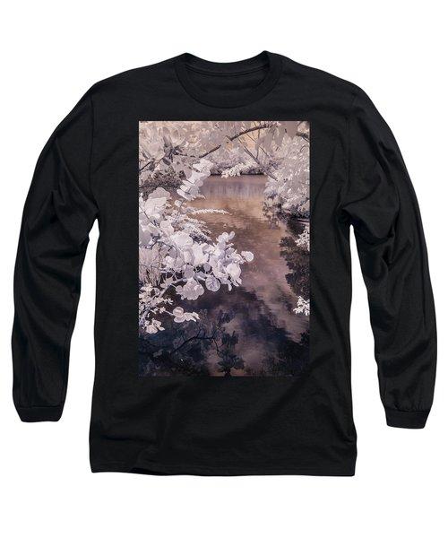 Lake Shadows Long Sleeve T-Shirt