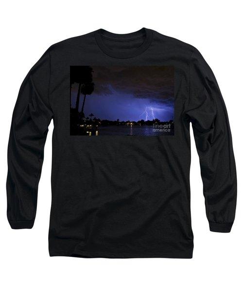 Lake Weatherly  Long Sleeve T-Shirt