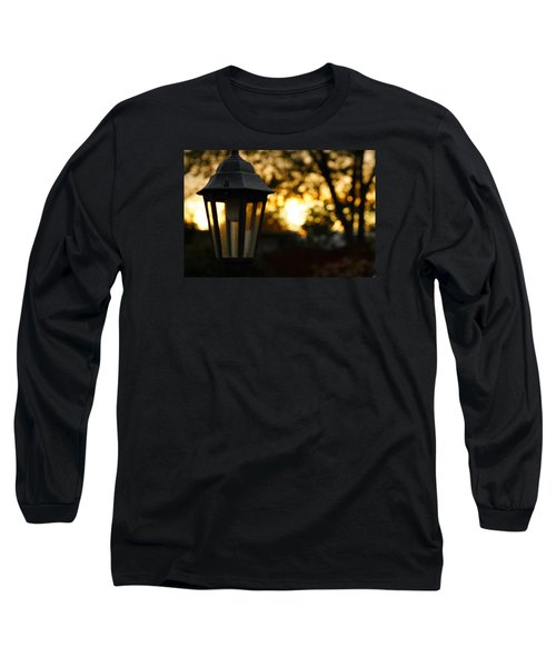 Lamplight Long Sleeve T-Shirt by Photographic Arts And Design Studio