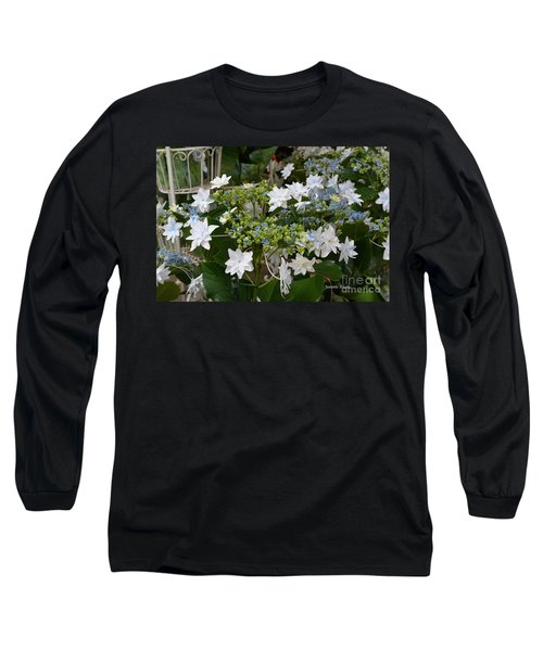 Long Sleeve T-Shirt featuring the photograph Shooting Star Bouquet by Jeannie Rhode