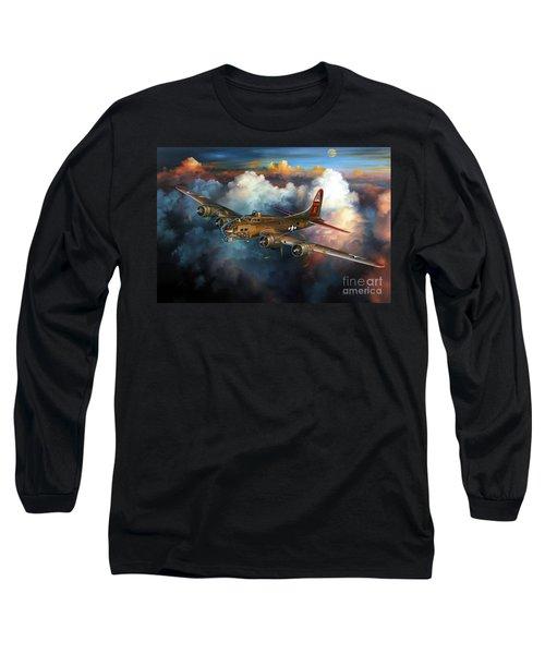 Last Flight For Nine-o-nine Long Sleeve T-Shirt