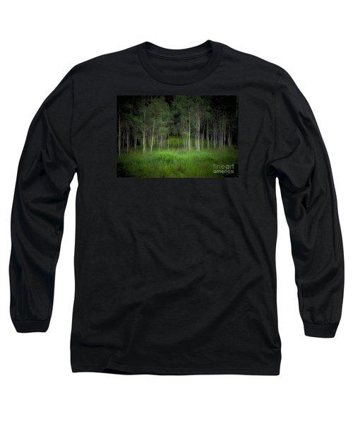 Last Night's Dream Long Sleeve T-Shirt by Madeline Ellis