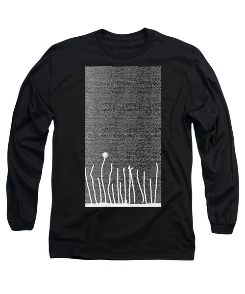 Last Of The Season Long Sleeve T-Shirt by Lenore Senior