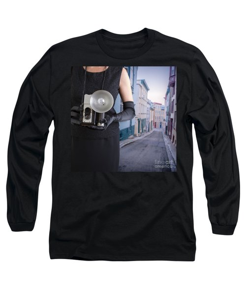 Last Thing I Remember Was A Blinding Light Long Sleeve T-Shirt