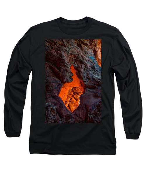 Lava Glow Long Sleeve T-Shirt