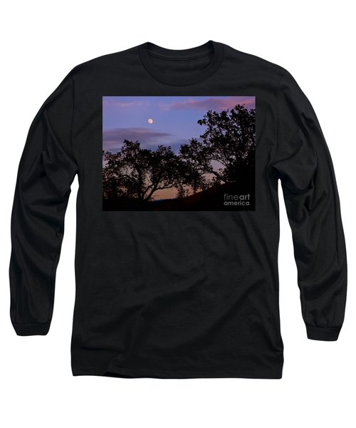 Lavender Moon Twilight Long Sleeve T-Shirt