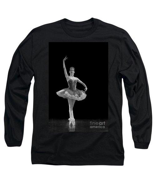Le Corsaire - Pas De Deux. Long Sleeve T-Shirt