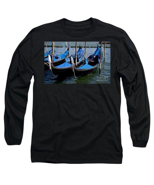 Gli Gondole Long Sleeve T-Shirt