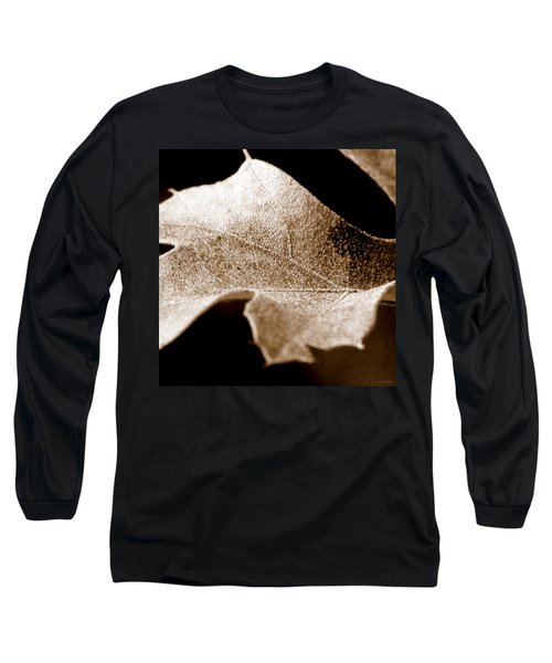 Leaf Collage 1 Long Sleeve T-Shirt