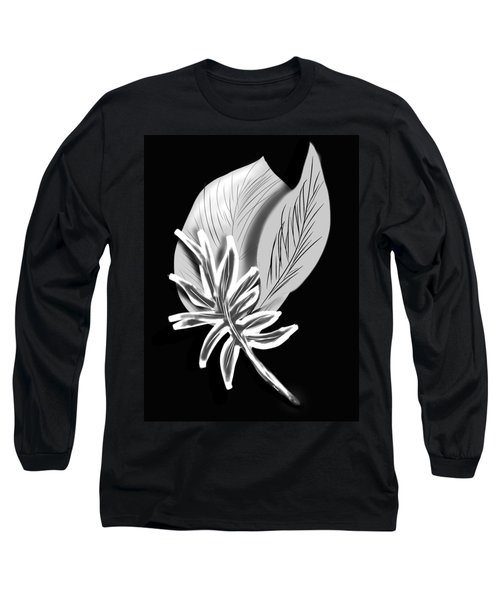 Leaf Ray Long Sleeve T-Shirt