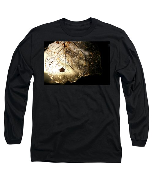 Long Sleeve T-Shirt featuring the photograph Faerie Wings II by Katie Wing Vigil