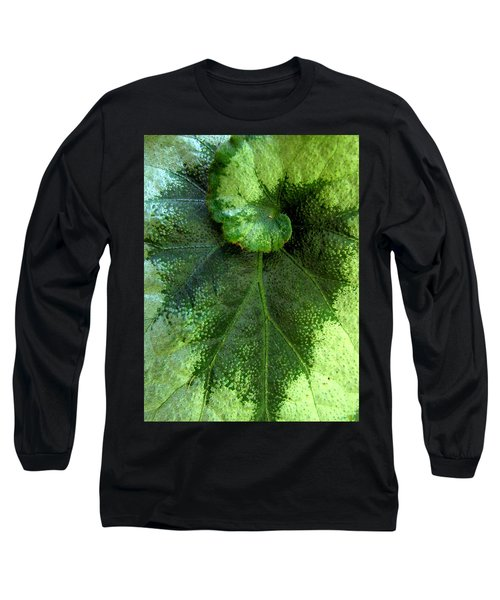 Leafy Greens Long Sleeve T-Shirt