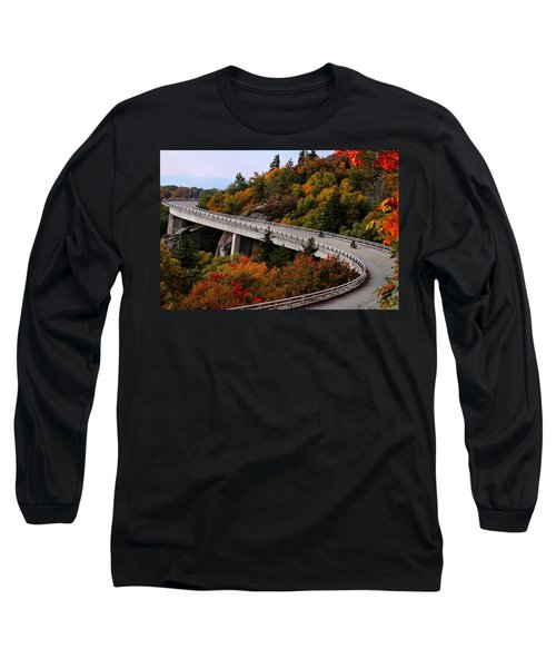 Lean In For A Ride Long Sleeve T-Shirt