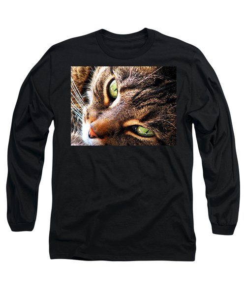 Learn To Linger Long Sleeve T-Shirt