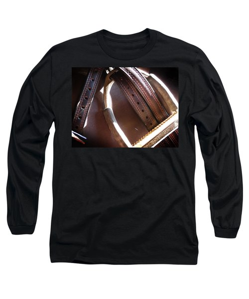 Leather And Iron Long Sleeve T-Shirt