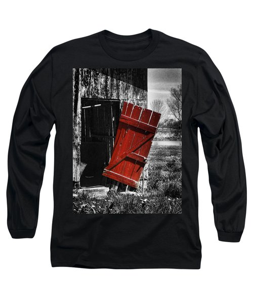 Leave The Door Open Long Sleeve T-Shirt