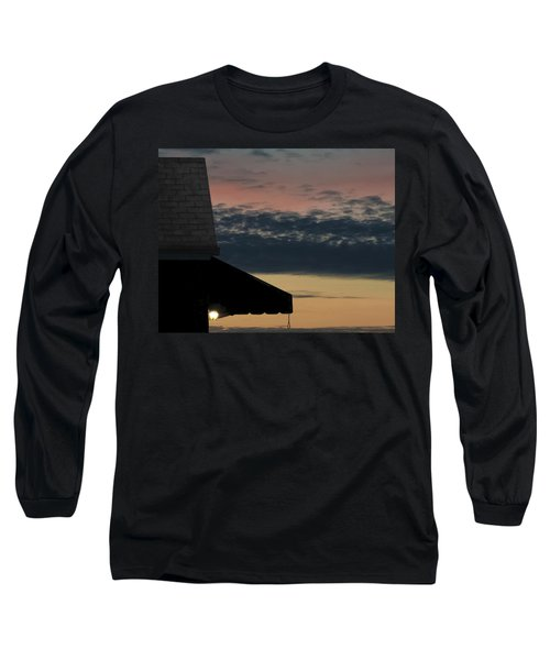 Leave The Light On Long Sleeve T-Shirt