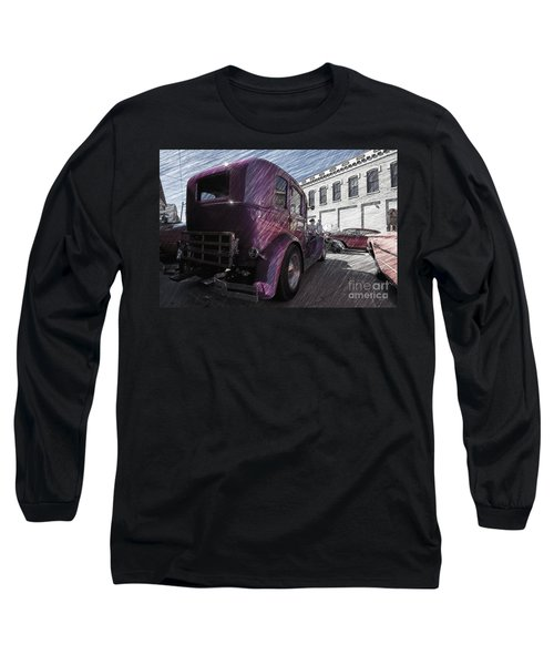 Long Sleeve T-Shirt featuring the photograph Leavenworth Kansas by Liane Wright