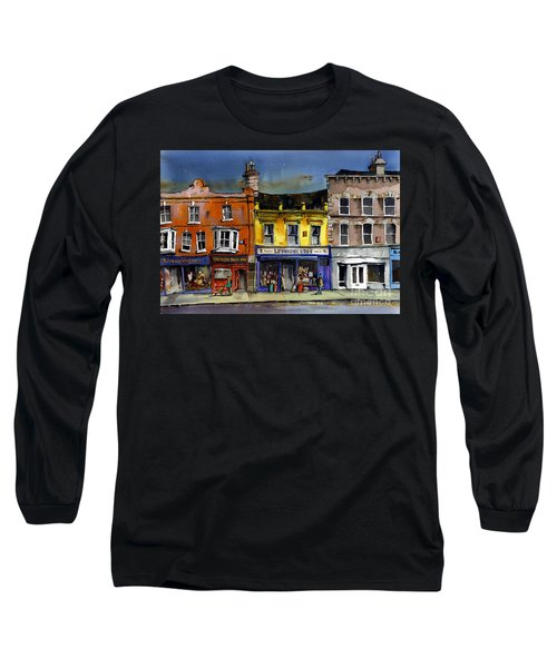 Ledwidges One Stop Shop Bray Long Sleeve T-Shirt