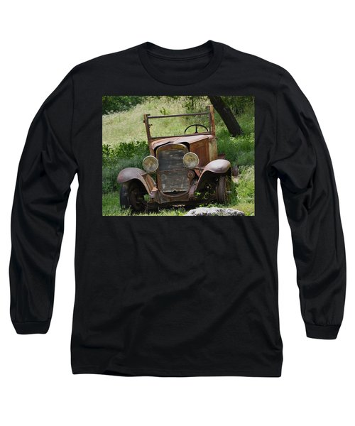 Left To Die Long Sleeve T-Shirt