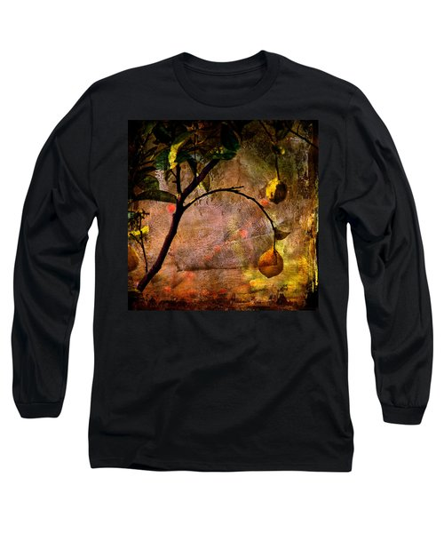 Lemon Tree Long Sleeve T-Shirt
