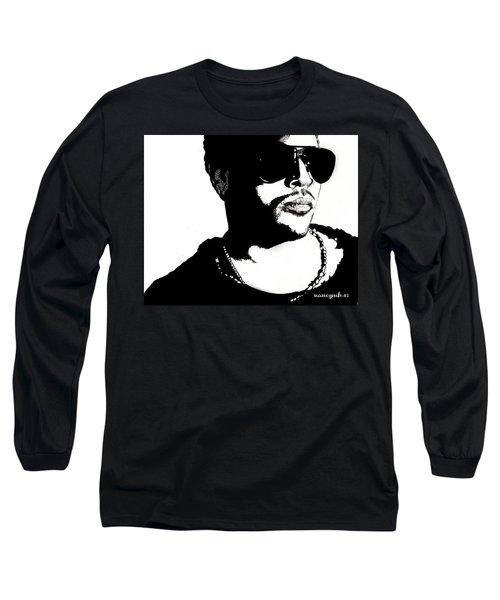 Lenny Kravitz Long Sleeve T-Shirt