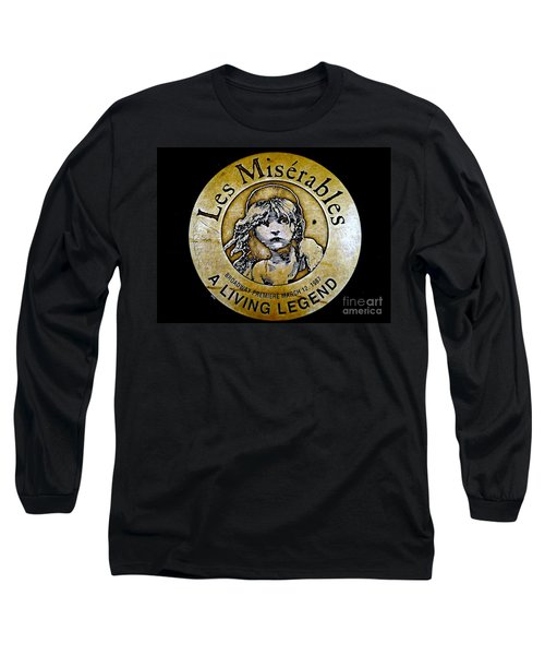 Les Miserables Long Sleeve T-Shirt