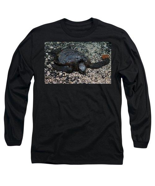 Let Me Sleep Long Sleeve T-Shirt