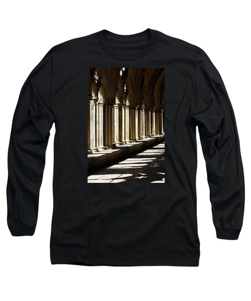 Long Sleeve T-Shirt featuring the photograph Let The Sun Shine Through by Wendy Wilton