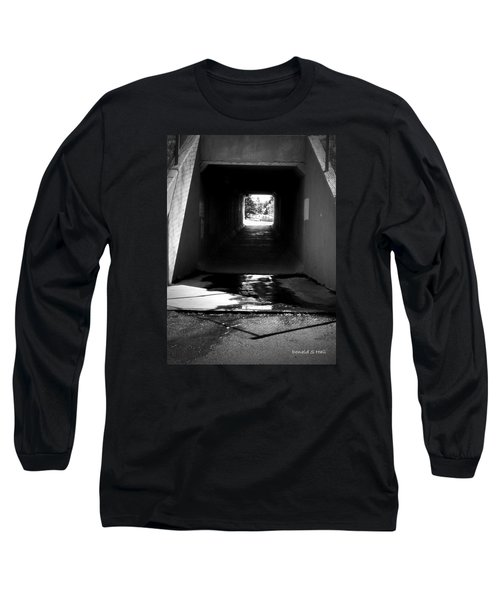 Lethbridge Underpass Long Sleeve T-Shirt