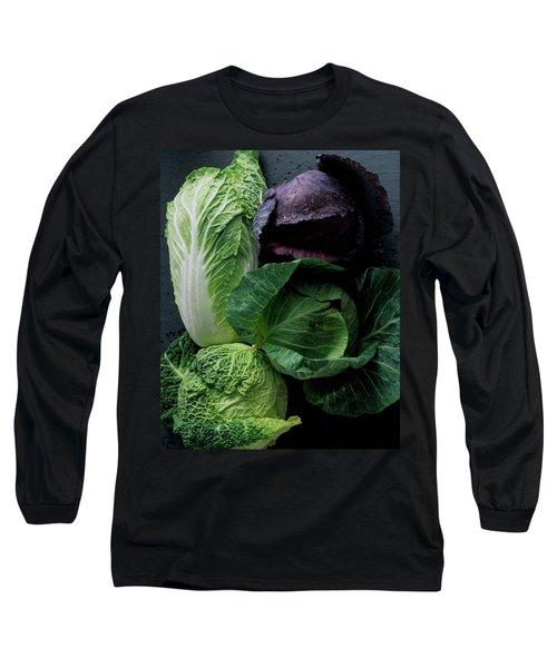 Lettuce Long Sleeve T-Shirt
