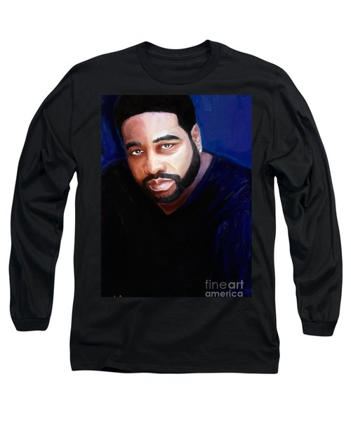 Levert Long Sleeve T-Shirt by Vannetta Ferguson