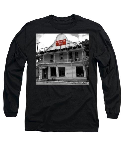 Liberty Bar  Long Sleeve T-Shirt